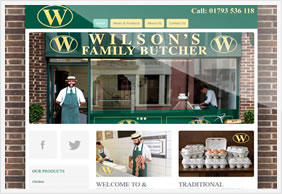 Web Design Swindon